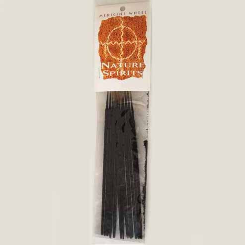 Medicine Wheel Western Sage Incense Sticks - 12 pack