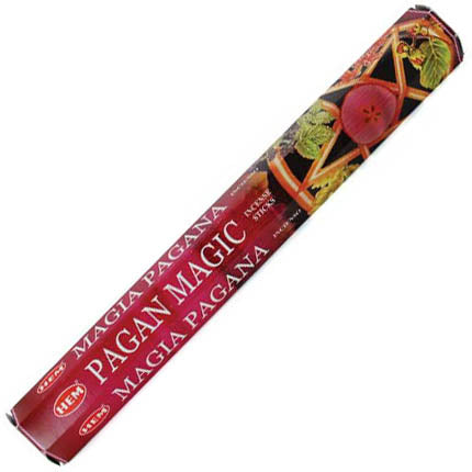 HEM Pagan Magic Incense Sticks - 20 pack (20g)