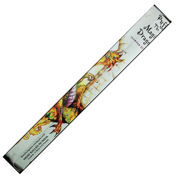 Kamini Aromatics Puff the Magic Dragon Incense Sticks - 20 pack