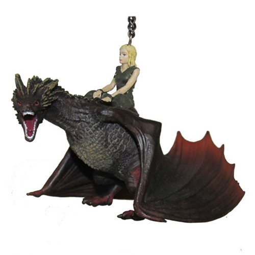 Game of Thrones Drogon with Daenerys 5