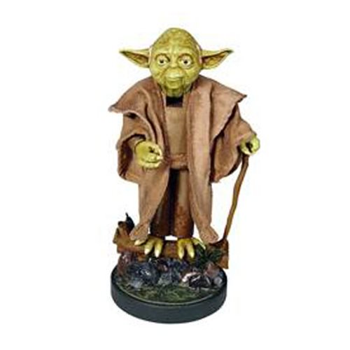 Star Wars Yoda Movie 12-Inch Nutcracker :: Mental XS Online