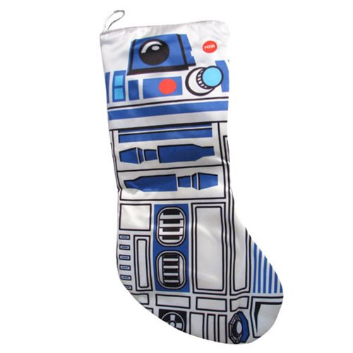 Star Wars R2-D2 19-Inch Stocking with Sound :: Mental XS Online