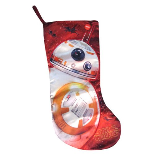 Star Wars: The Force Awakens BB-8 Stocking with Sound :: Mental XS Online