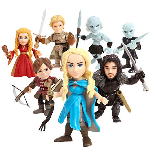 Game of Thrones Action Vinyl Wave 1 Display Box - Official The Loyal Subjects :: Mental XS Online