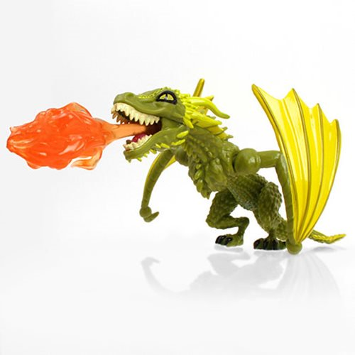 Game of Thrones Rhaegal Dragon Action Vinyl Figure - Official The Loyal Subjects :: Mental XS Online
