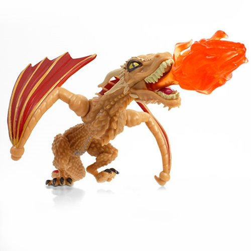 Game of Thrones Viserion Dragon Action Vinyl Figure - Official The Loyal Subjects :: Mental XS Online