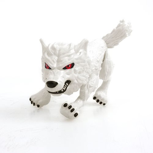 Game of Thrones Ghost Dire Wolf Action Vinyl Figure - Official The Loyal Subjects :: Mental XS Online