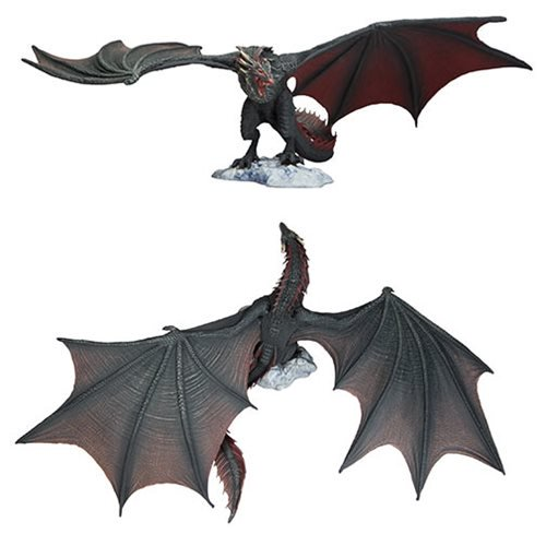 Game of Thrones Drogon Deluxe Action Figure Box - Official Mcfarlane Toys :: Mental XS Online