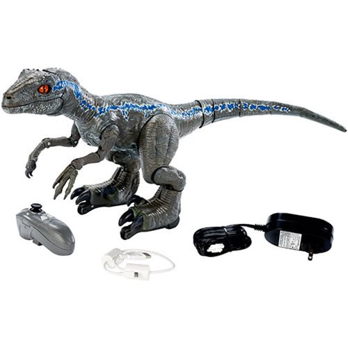 Jurassic World: Fallen Kingdom Alpha Training Blue - Official Mattel Electronic Collectibles :: Mental XS Online