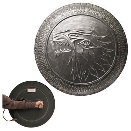 Game of Thrones Stark Sigil Infantry Shield Prop Replica - Official Neptune Trading :: Mental XS Online