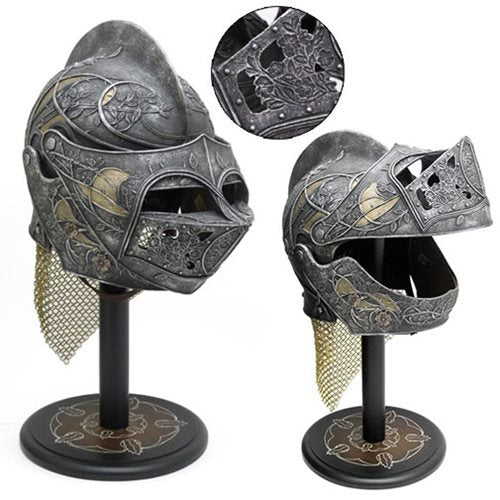 Game Of Thrones Loras Tyrell Helmet Prop Replica - Official Neptune Trading Limited Edition 1000 :: Mental XS Online