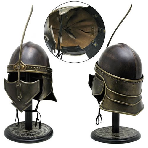 Game of Thrones Unsullied Helmet Prop Replica - Official Neptune Trading :: Mental XS Online