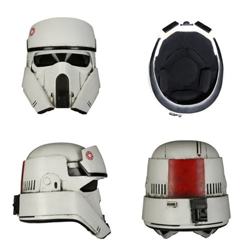 Star Wars Rogue One AT-ACT Driver Helmet :: Mental XS Online