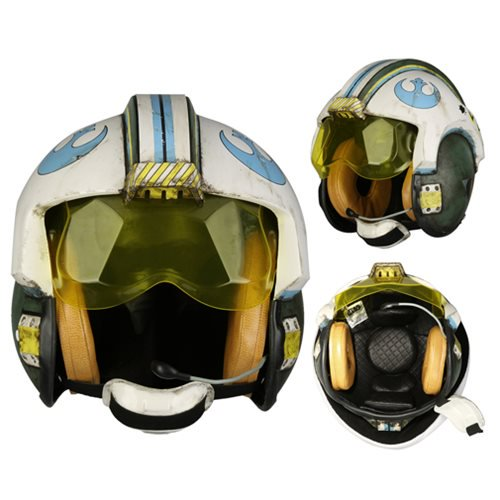 Star Wars General Merrick Blue Squadron Helmet Prop Replica - Official Anovos :: Mental XS Online