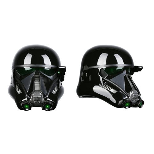 Star Wars: Rogue One Death Trooper Specialist Helmet Prop Replica - Official Anovos :: Mental XS Online