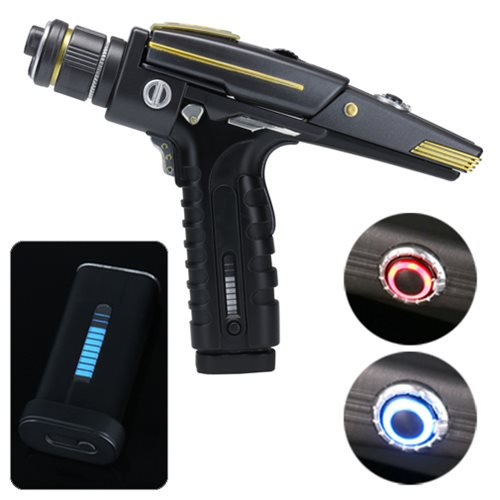 Star Trek: Discovery Interactive Phaser Pistol Prop Replica - Official Anovos :: Mental XS Online