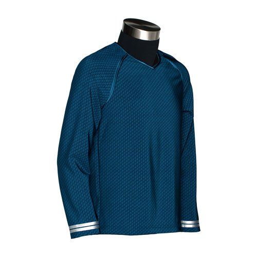 Star Trek XII: Into Darkness Commander Spock Science Division Tunic Costume - Official Anovos :: Mental XS Online