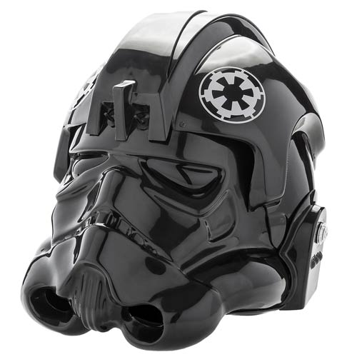 Star Wars TIE Fighter Pilot Standard Helmet Prop Replica - Official Anovos :: Mental XS Online