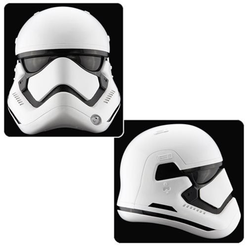 Star Wars First Order Stormtrooper Helmet Prop Replica - Official Anovos :: Mental XS Online