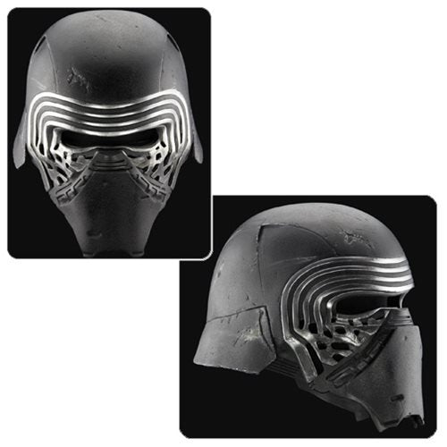 Star Wars: The Force Awakens Kylo Ren Helmet Prop Replica :: Mental XS Online