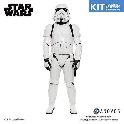 Star Wars Classic Imperial Stormtrooper DIY Kit :: Mental XS Online