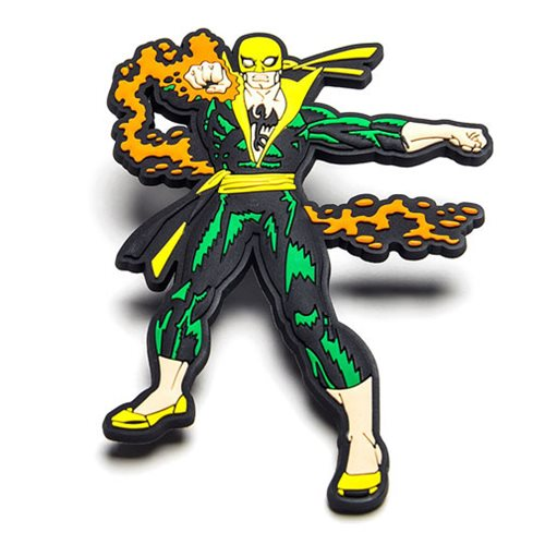 Marvel Iron Fist Mega Magnet - Official Popfun Merchandising :: Mental XS Online