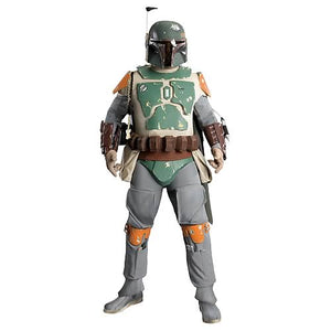 Star Wars Boba Fett Supreme Edition Costume :: Mental XS Online