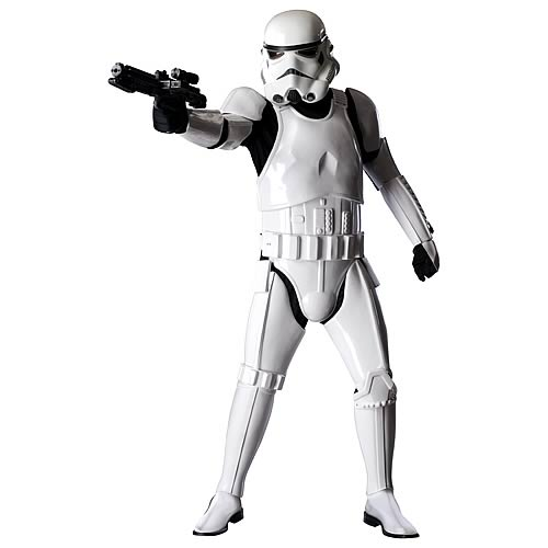 Star Wars Stormtrooper Supreme Edition Costume :: Mental XS Online