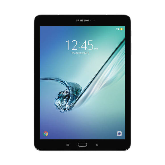 Samsung Galaxy Tab S2 SM-T813NZKEXAR 9.7 inch APQ 8076 1.8GHz/ 32GB/ Android 6.0 Marshmallow Tablet (Black) - Official Samsung :: Mental XS Online