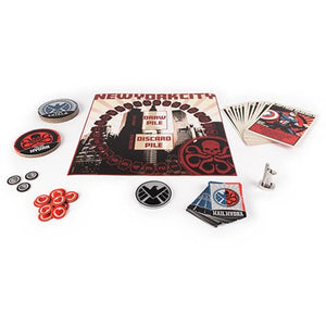Marvel Hail Hydra Board Game - Official Spin Master :: Mental XS Online
