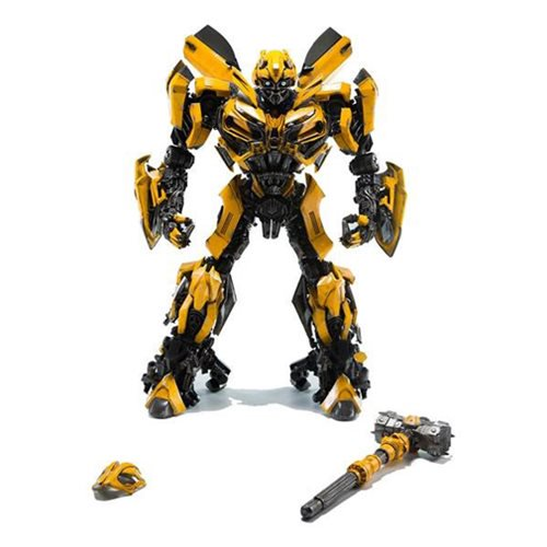Transformers The Last Knight Bumblebee Premium Scale Figure - Official Threea :: Mental XS Online