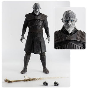 Game of Thrones White Walker 1:6 Scale Action Figure - Official Threezero :: Mental XS Online