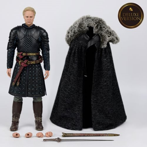 Game of Thrones Brienne of Tarth 1:6 Scale Deluxe Action Figure - Official Threezero :: Mental XS Online