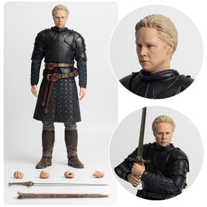 Game of Thrones Brienne of Tarth 1:6 Scale Standard Action Figure - Official Threezero :: Mental XS Online