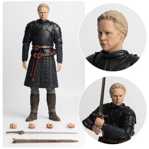 Game of Thrones Brienne of Tarth 1:6 Scale Standard Figure - Official Threezero :: Mental XS Online