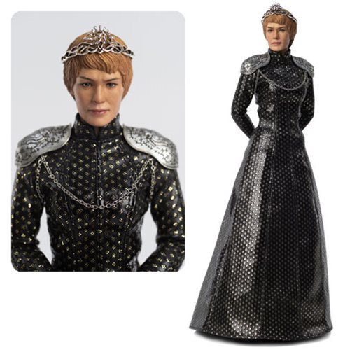 Game of Thrones Cersei Lannister 1:6 Scale Action Figure - Official Threezero :: Mental XS Online