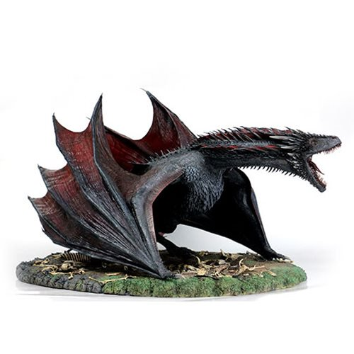 Game of Thrones Drogon Resin Statue - Official Threezero :: Mental XS Online