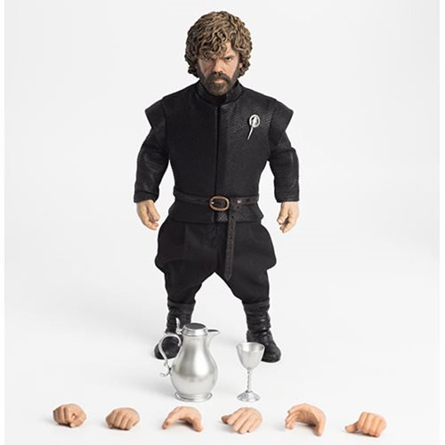Game of Thrones Tyrion Lannister Season 7 1:6 Action Figure - Official Threezero :: Mental XS Online