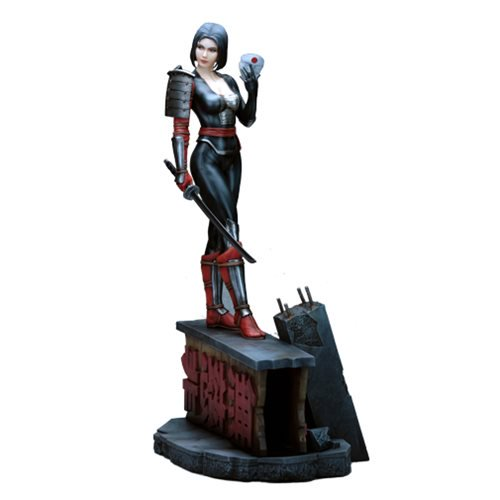 DC Comics Fantasy Figure Gallery Katana 16¼