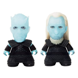 Game of Thrones Night King and White Walker Figure - Official Titan Merchandise :: Mental XS Online