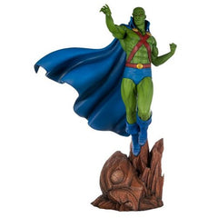 DC Super Powers Martian Manhunter Maquette Polystone Statue 18