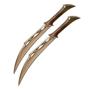 The Hobbit Fighting Knives of Tauriel Prop Replica - United Cutlery - Official United Cutlery :: Mental XS Online