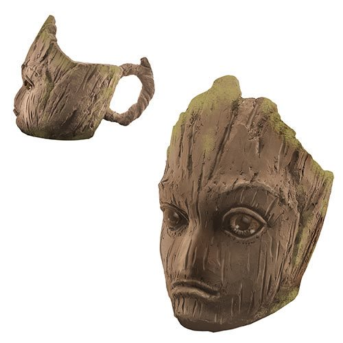 Avengers: Infinity War Groot 20oz. Sculpted Ceramic Mug - Official Vandor :: Mental XS Online
