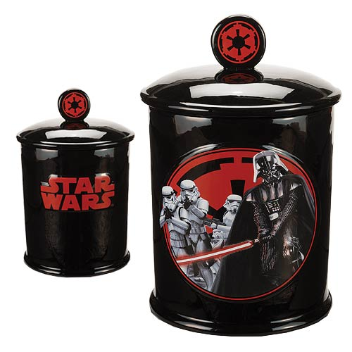 Star Wars Darth Vader Dark Side Ceramic Cookie Jar - Vandor from Mental XS Online