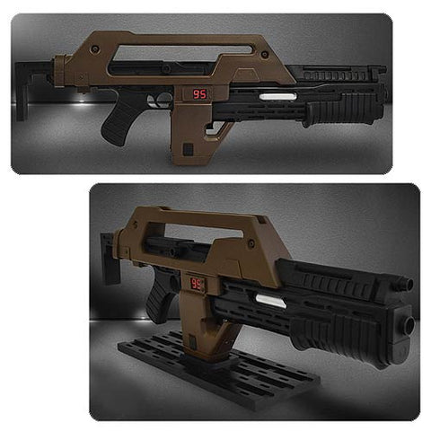 Aliens - M41A1 Pulse Rifle Brown Bess Prop Replica - Hollywood Collectibles Group Limited Edition 750 Pieces from Mental XS Online
