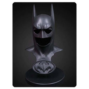 Batman & Robin Movie - Batman Panther Cowl Prop Replica - Official Hollywood Collectibles Group Limited Edition 150 :: Mental XS Online