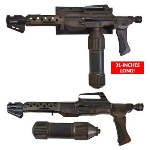 Aliens - M240 Incinerator Prop Replica - Hollywood Collectibles Group Limited Edition 1,000 Pieces :: Mental XS Online