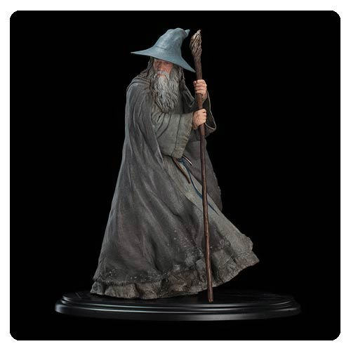 The Hobbit: An Unexpected Journey - Gandalf 1:6 Scale Statue 13⅜