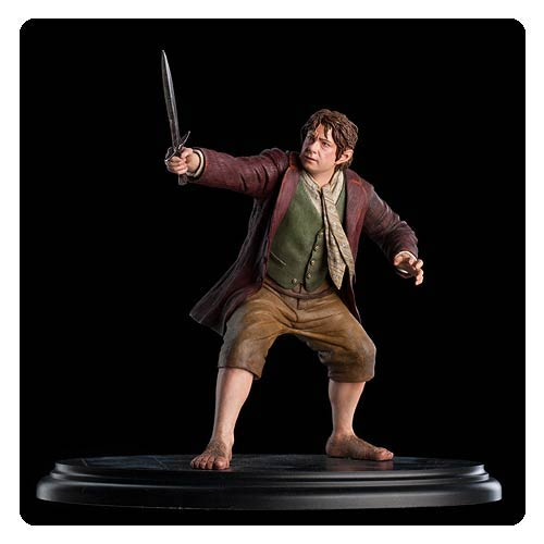 The Hobbit: An Unexpected Journey Bilbo Baggins 1:6 Scale Statue - Official Weta Collectibles  :: Mental XS Online