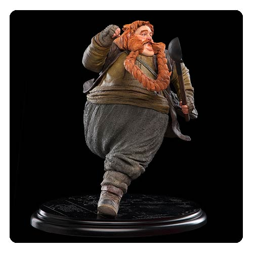 The Hobbit: An Unexpected Journey Bombur 1:6 Scale Statue - Official Weta Collectibles  :: Mental XS Online